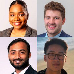 Promoting Talent Podcast Crew Headshots